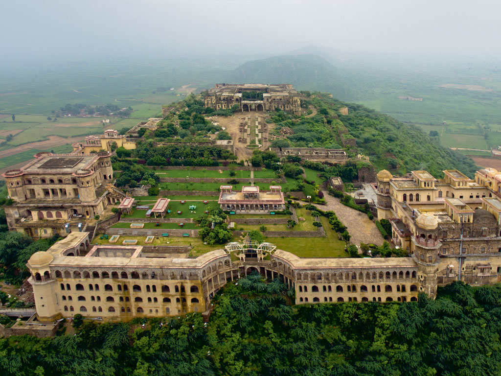 Photo courtesy: Neemrana's Tijara Fort-Palace