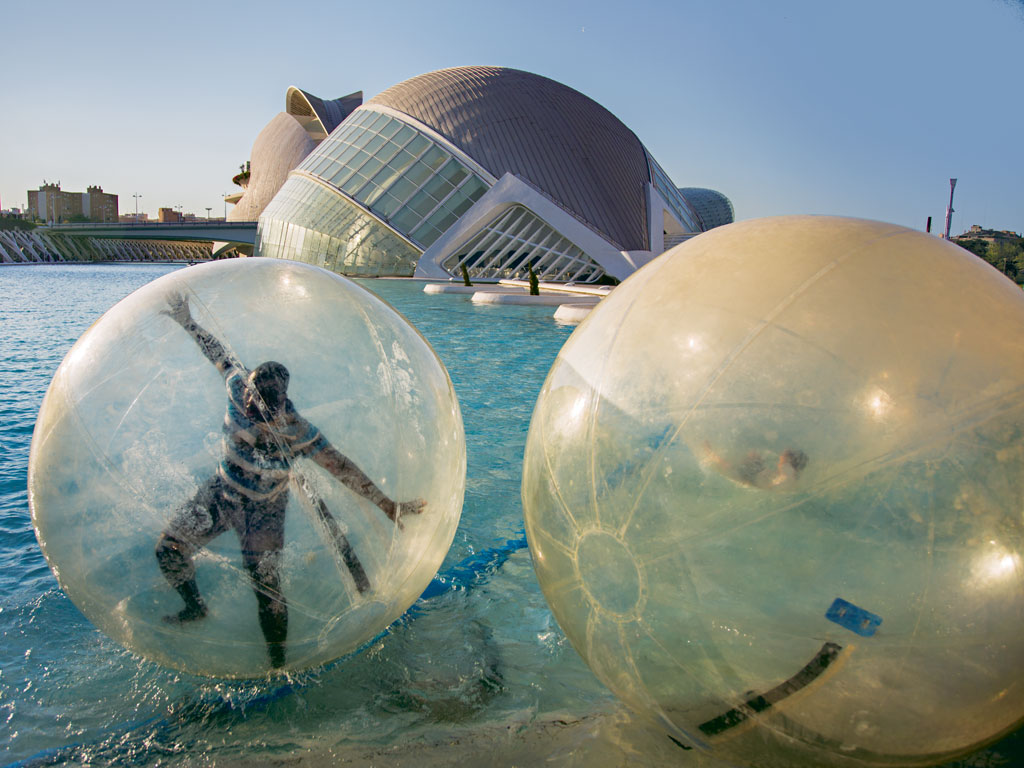 Science Museum, Valencia, Spain. Photo by: Juan Luis DurÁn