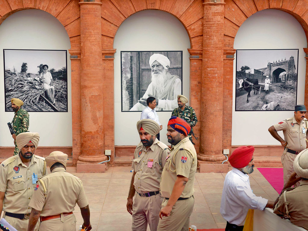 Amritsar's Partition Museum was inaugurated on 17 August 2017. The day is now observed as Partition Remembrance Day. Photo by: Narinder Nanu/contributor/afp/Getty Images