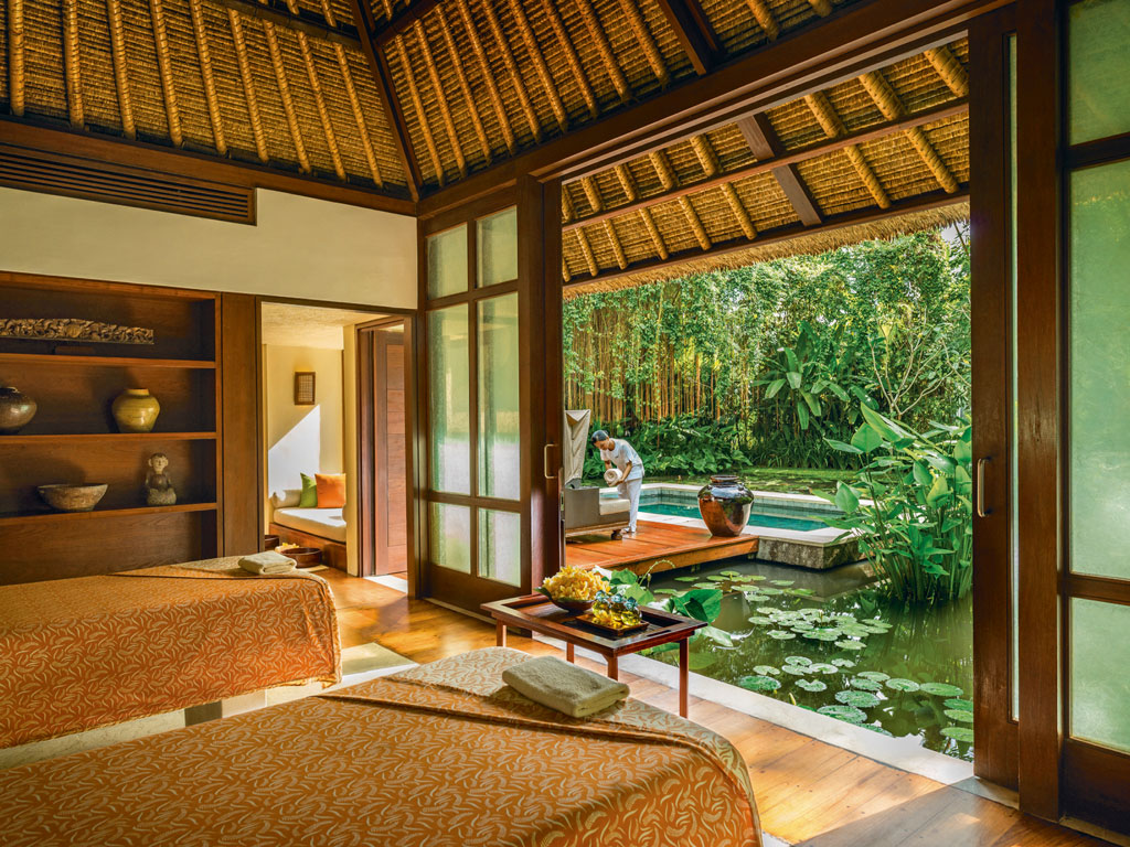 Photo Courtesy: Four Seasons Resort Bali at Sayan