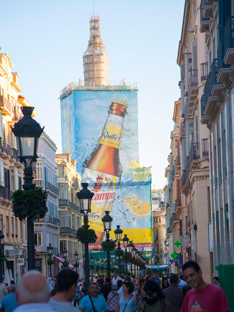 Cruzcampo is a Spanish brand of bottled beer which is found widely across beverage menus in a variety of flavours. Photo by ©geogphoto/Alamy/indiapicture.