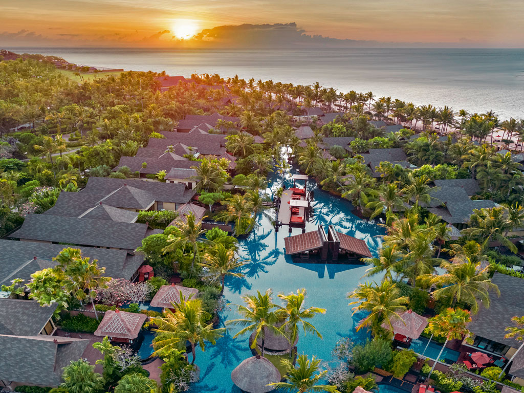 Photo Courtesy: St Regis Bali Resort