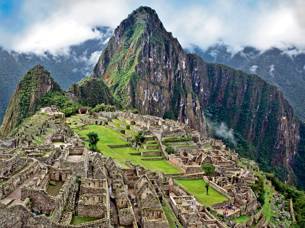Peru is rarely invoked without Machu Picchu. Though the four-day Inca Trail hike is one of the more popular ways to reach the famed city, others such as the Salkantay and Lares trails too offer interesting experiences to travellers. Photo by: Nicolamargaret/Getty Images