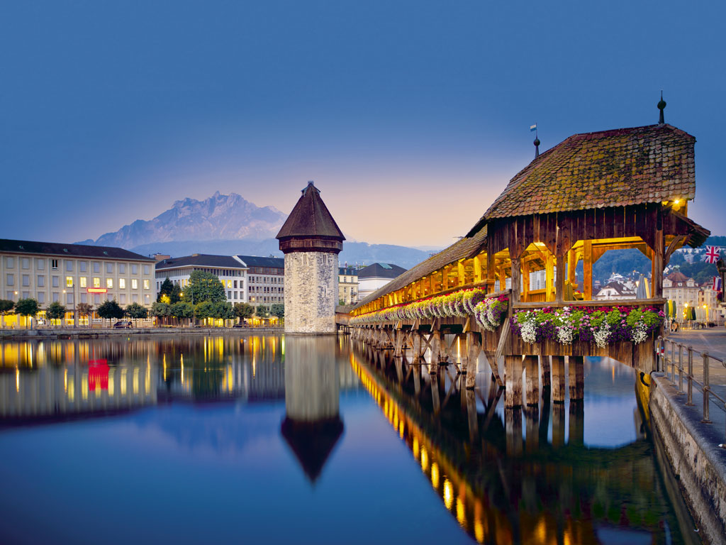 The Swiss Serenade of Lucerne 4
