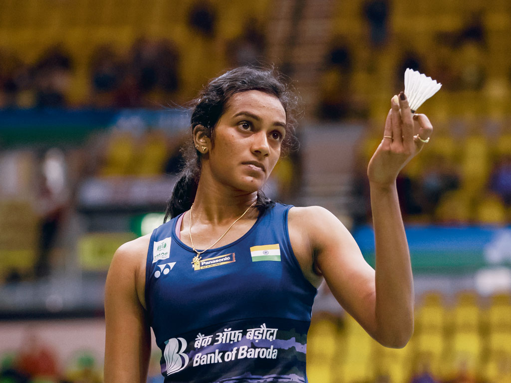 P.V. Sindhu spent nearly two weeks in Rio de Janeiro during the 2016 Olympics, where she won the silver medal, but she never went to Copacabana beach or to the Christ the Redeemer statue. Photo By: Power Sport Images/Contributor/Getty images