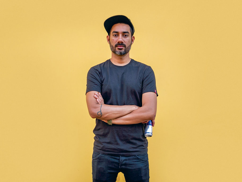 Inside the Jet-Setting Life of Nucleya 5