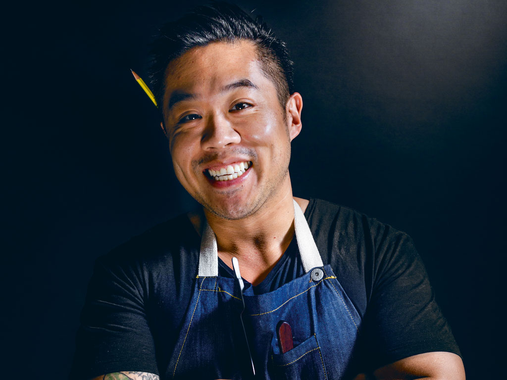 Chef Kelvin Cheung Travels to Get Lost