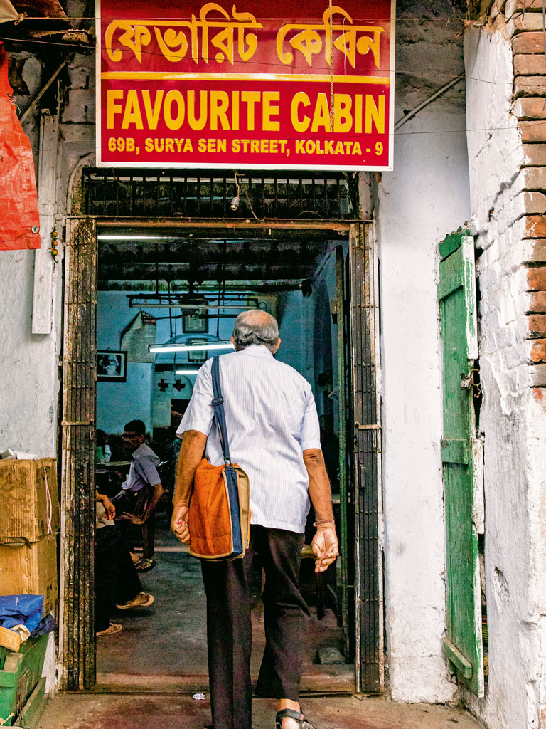 Kolkata Food Walk 1