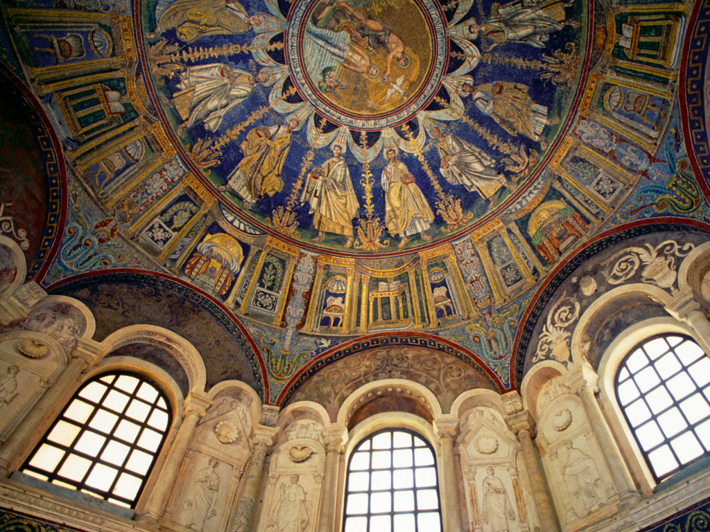 Mad about Mosaics in Ravenna, Italy 1