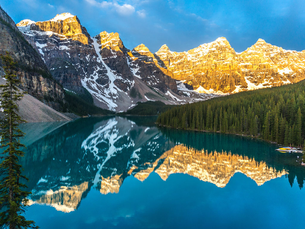 Sponsored: Driving Through the Canadian Rockies on a Dream Vacation
