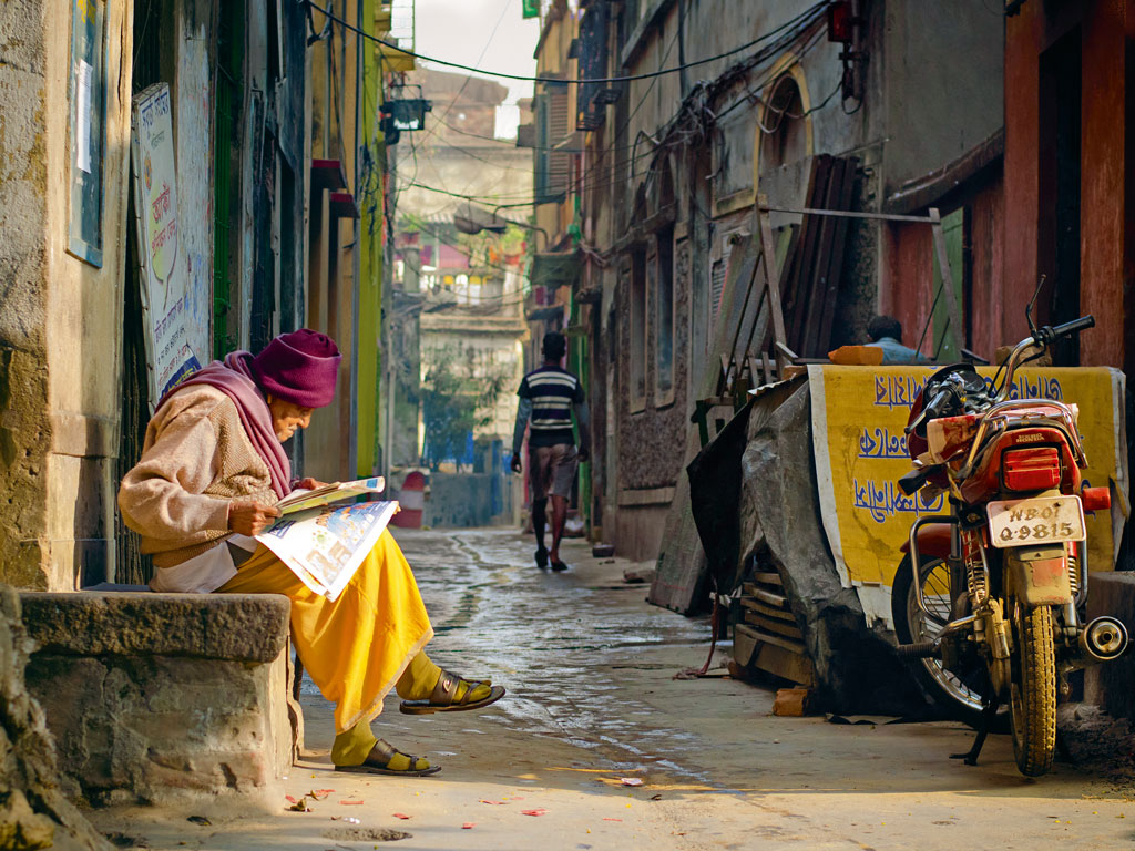 Why Calcutta Seems More Home in the Winter