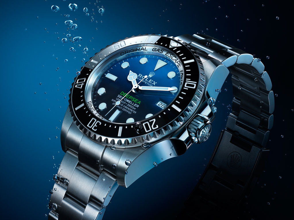 A Look Back Into Rolex's Deep Sea Expedition