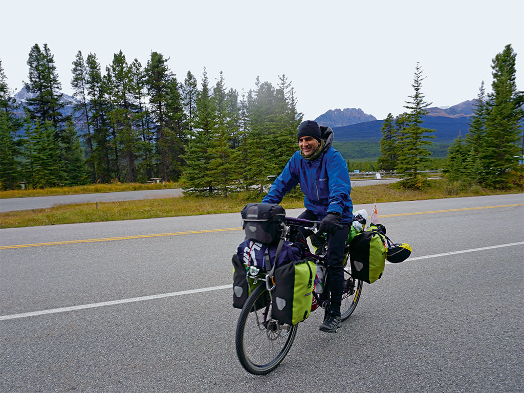 Inside Dhruv Bogra's Epic Solo Cross-Country Tour of the Americas 3
