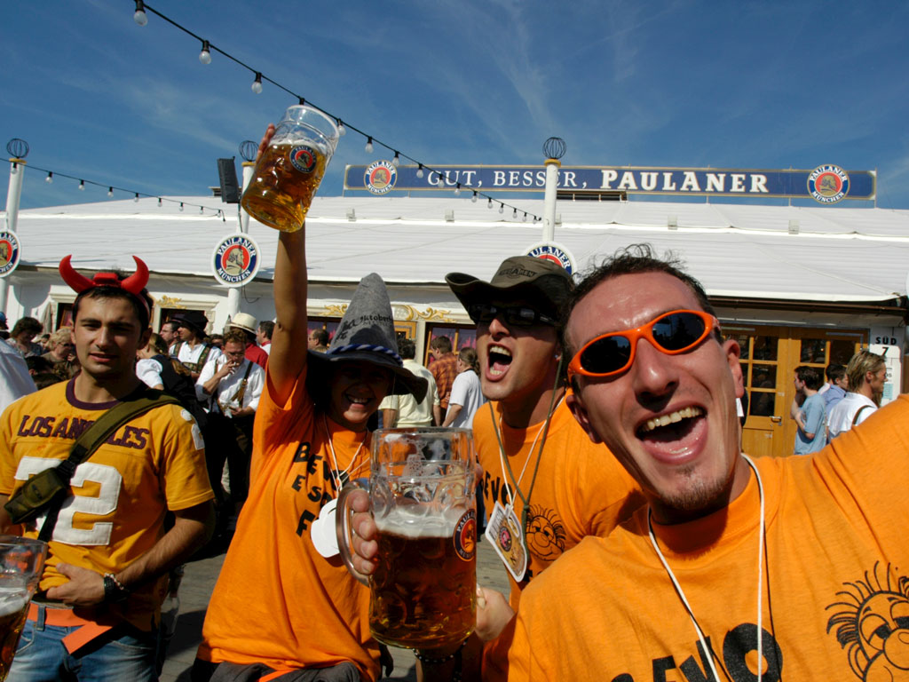 How I Became a Beer Believer in Munich 2