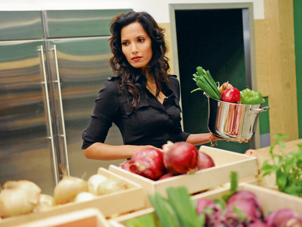 Padma Lakshmi on Love, Loss and What She Ate 6