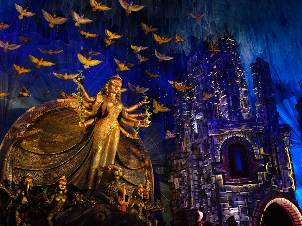 From Kolkata to Chennai: Here's our round-up for Durga Puja Pandal-Hopping