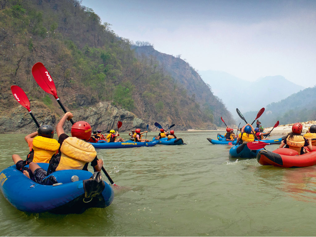 Mountain Stay: On a Rapid Roll in Rishikesh 2