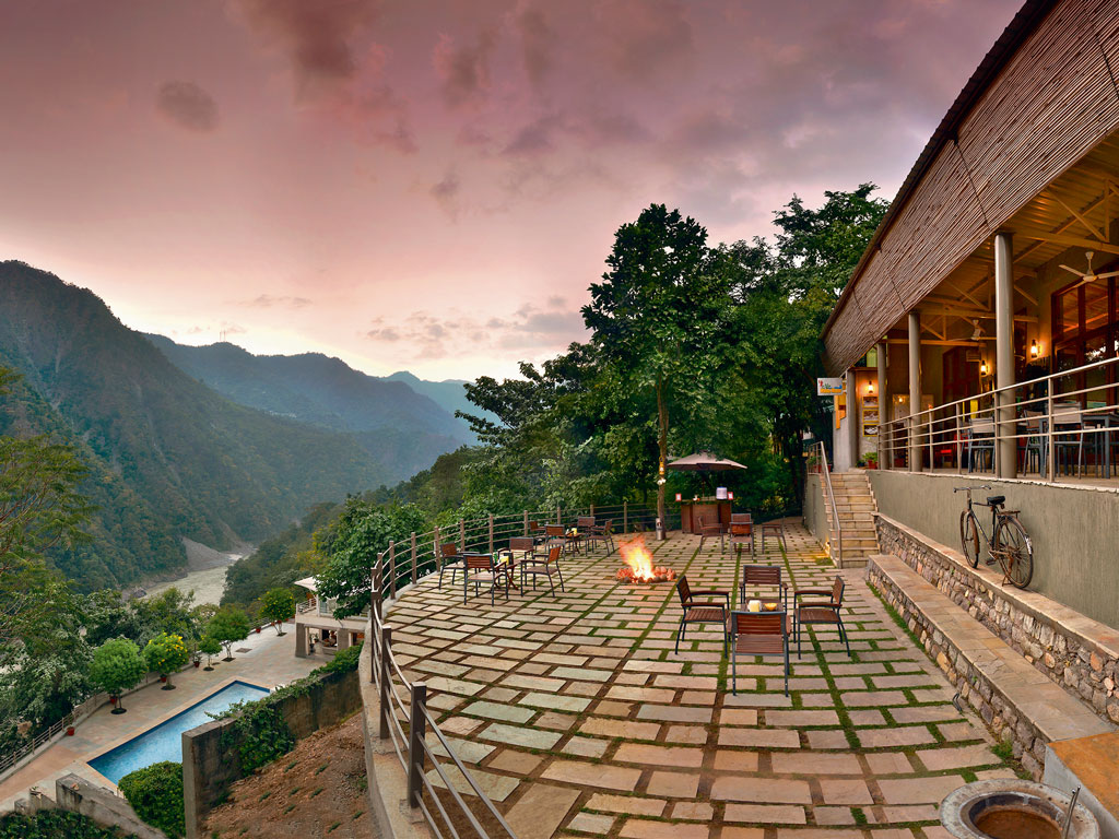 Mountain Stay: On a Rapid Roll in Rishikesh