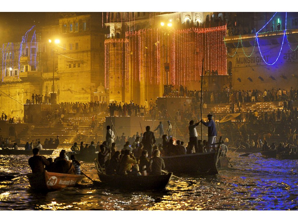 The Other Diwali: Varanasi's Very Own Festival of Lights