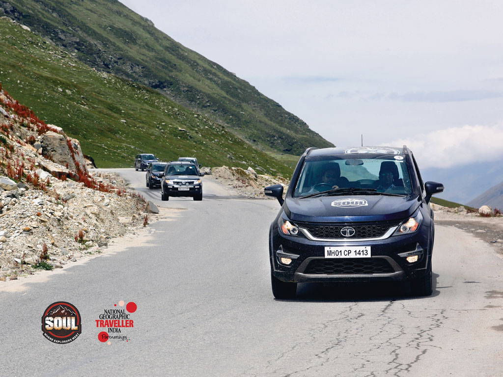 Chasing the Elusive on a Road Trip to Ladakh   In Partnership with Tata Hexa