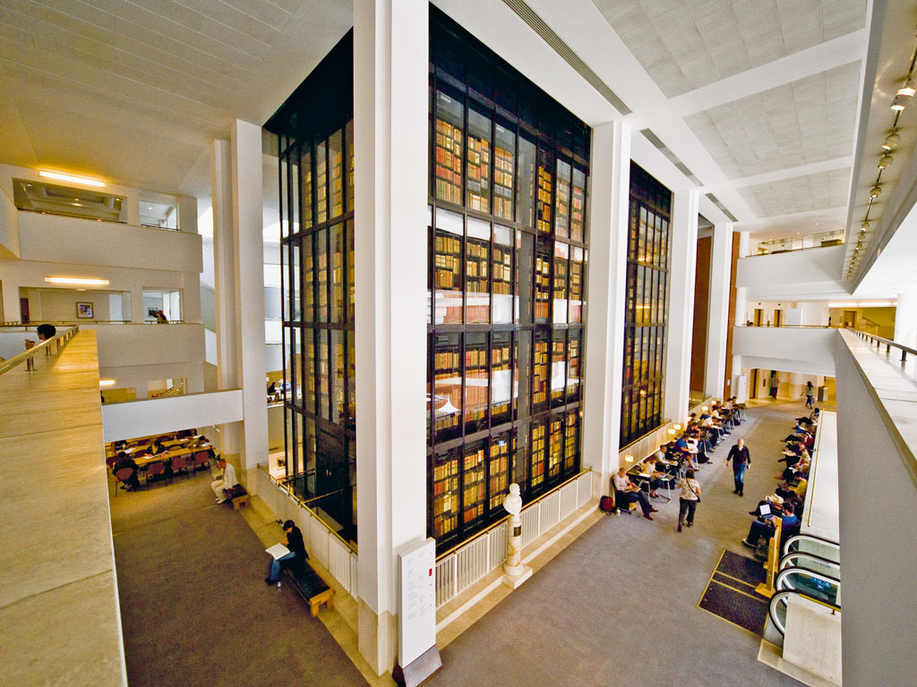 Libraries 1