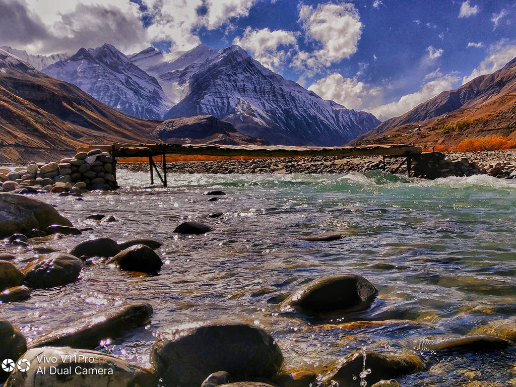 Sponsored: Shooting Panoramic Spiti with my Vivo