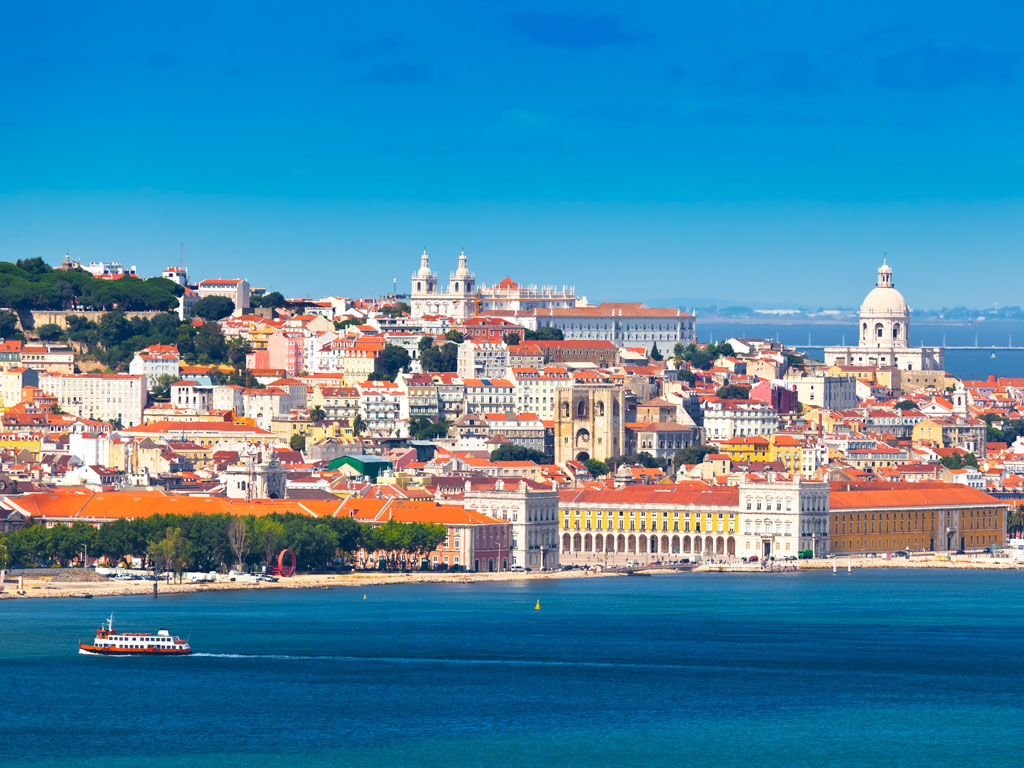 Sponsored: The City of Seven Hills: Lisbon