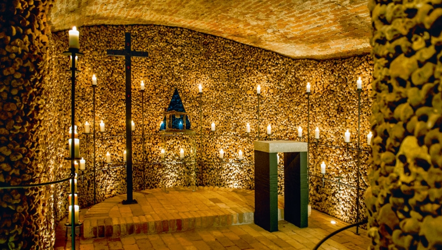 Crypts, Bones, and Cold War Bunkers in Brno 2