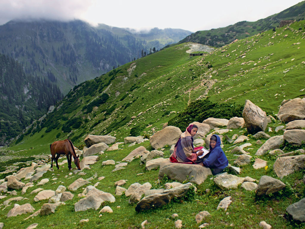 Kashmir's Secret Garden
