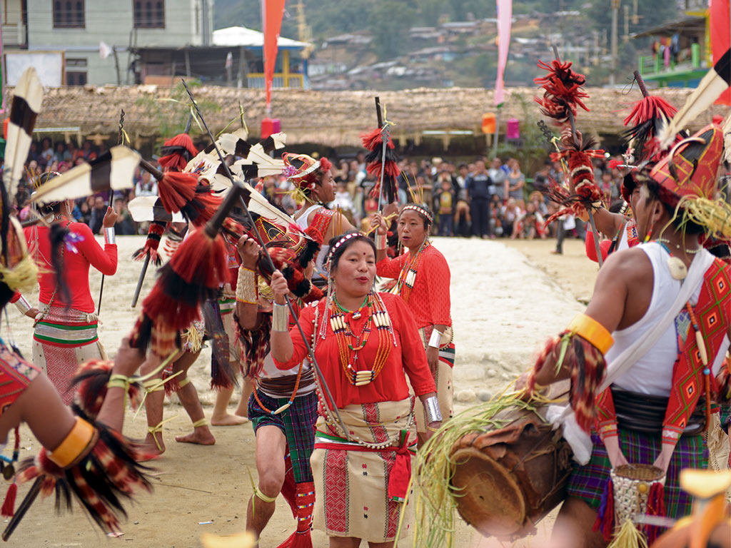 New Treasures at a Festival in Arunachal Pradesh
