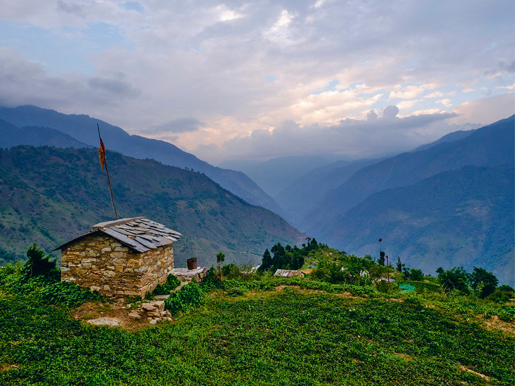 Super Food and Himalayan Vistas in Uttarakhand