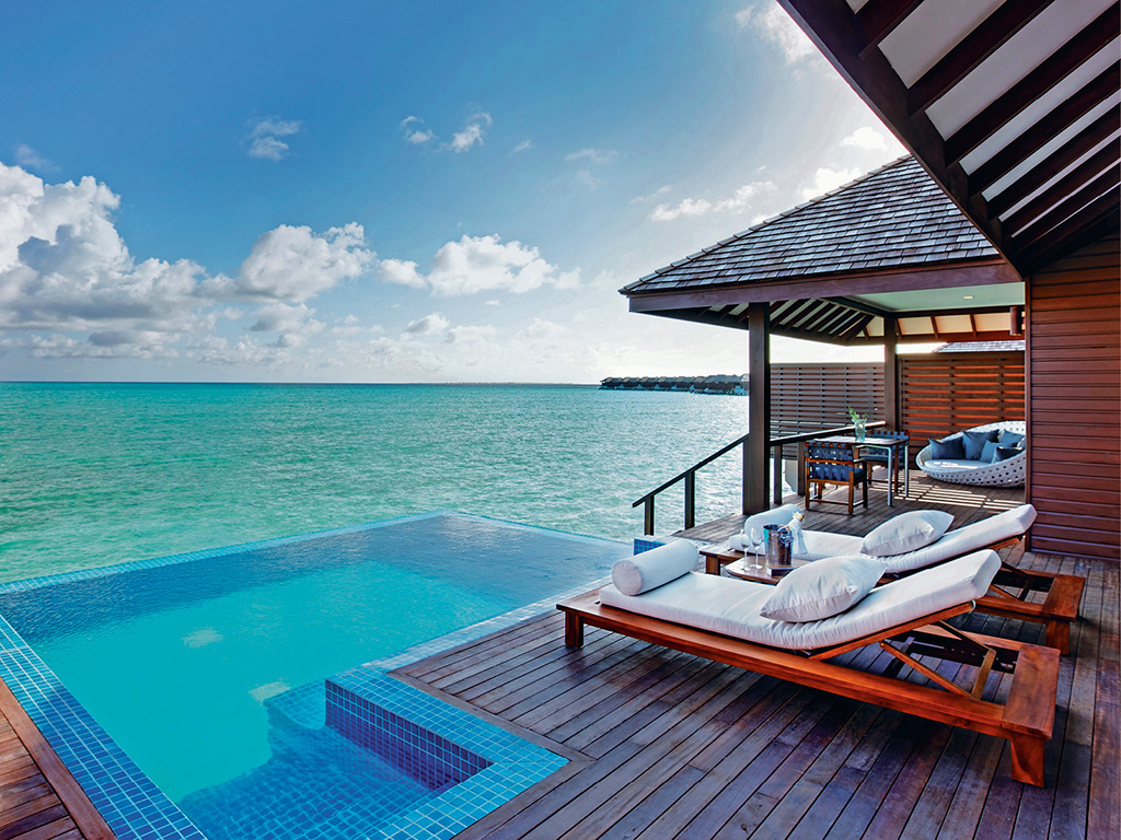 True Blue Luxury in Maldives 3