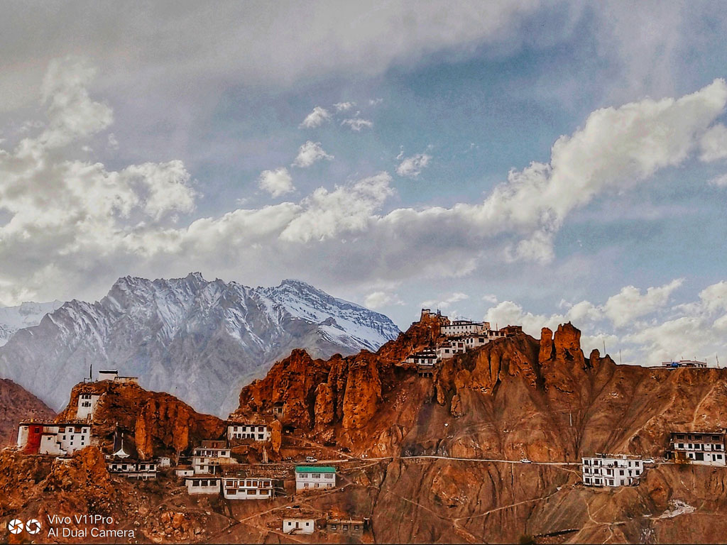 Sponsored | Lenscape: The Spirit of Spiti with my Vivo V11 Pro