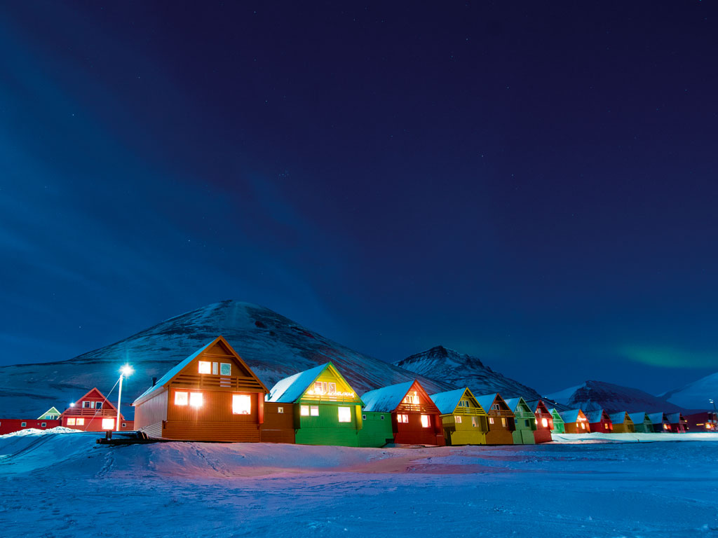 What to Eat at the Arctic Circle