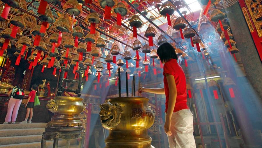 There is Nothing Organised About Religion in Hong Kong 3