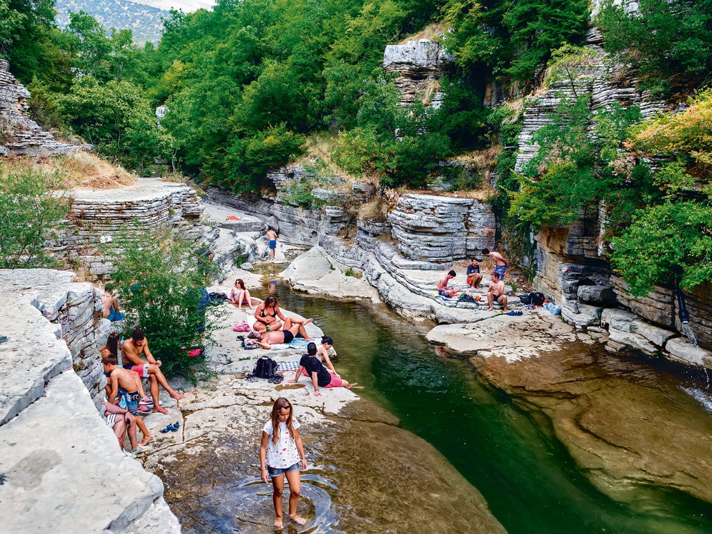 Inside Greece's Mountain Kingdom 2