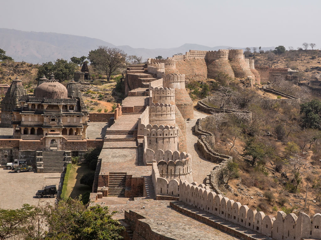 Kumbhalgarh Fort: A Journey Back in Time 1