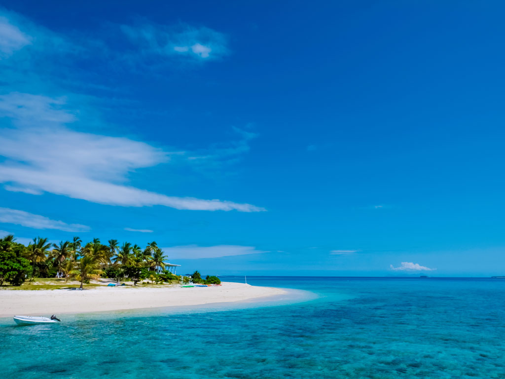 Sponsored | A Tropical Leap: Island Hopping in Fiji
