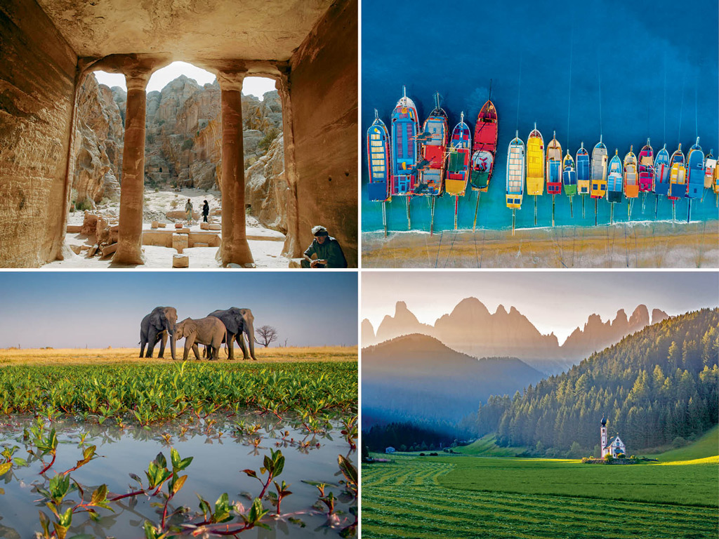 21 Journeys of a Lifetime 1