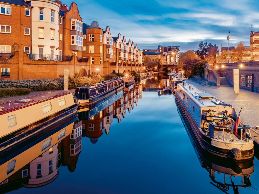 England and Wales: Cities with a Perfect Score