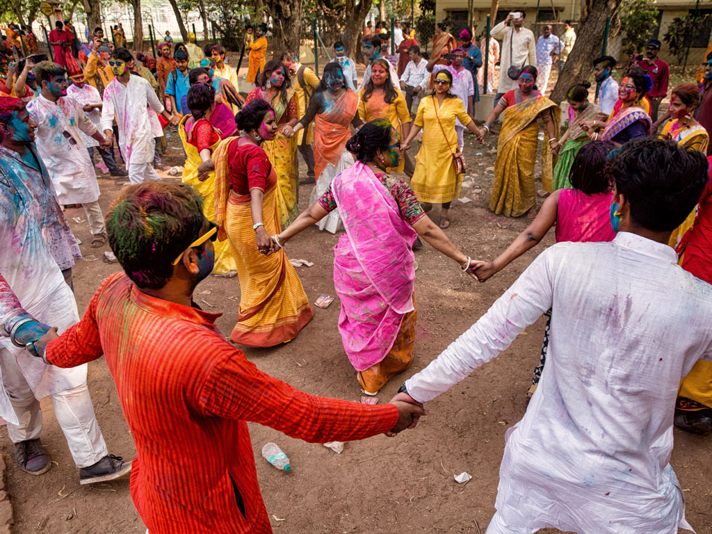 In Photos | Celebrating Spring in Santiniketan