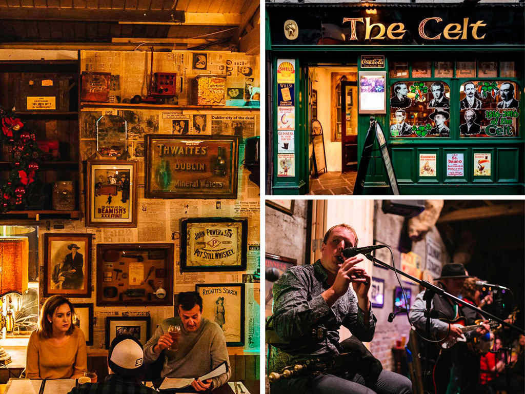 Five Ways to Pub in Dublin 2