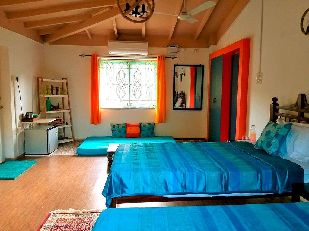 Off To Goa, Again? This Homestay Is As Pocket-Friendly As It's Peaceful 1