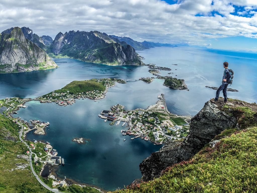 Sponsored | Climbing through the Lofoten Islands 3