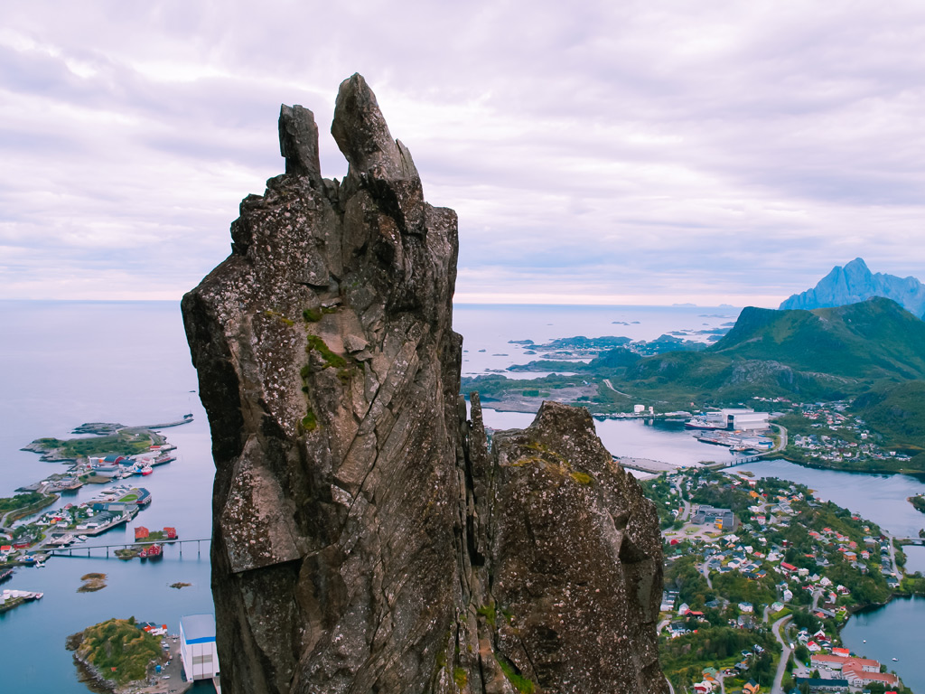 Sponsored | Climbing through the Lofoten Islands 4