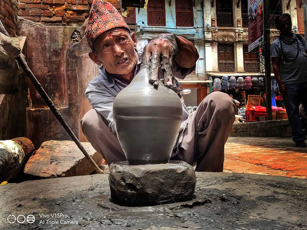 Sponsored | Capturing The Heart of Nepal with my Vivo
