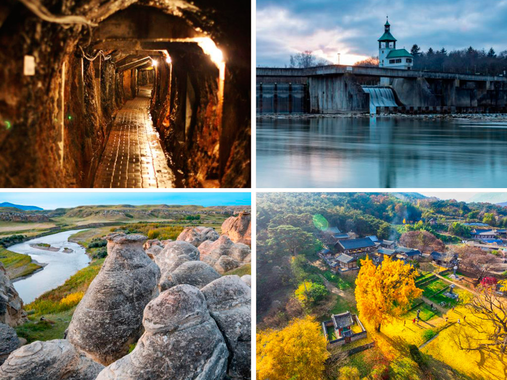 Here are the Newest UNESCO World Heritage Sites 5