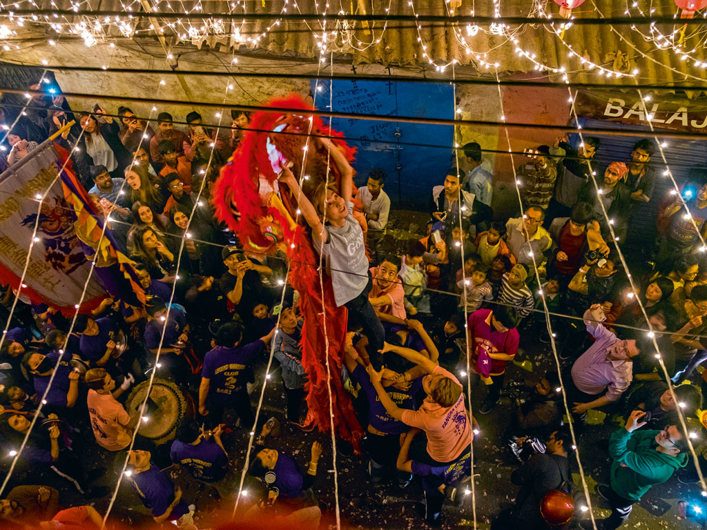 Photo Story | How Kolkata Celebrates the Chinese New Year