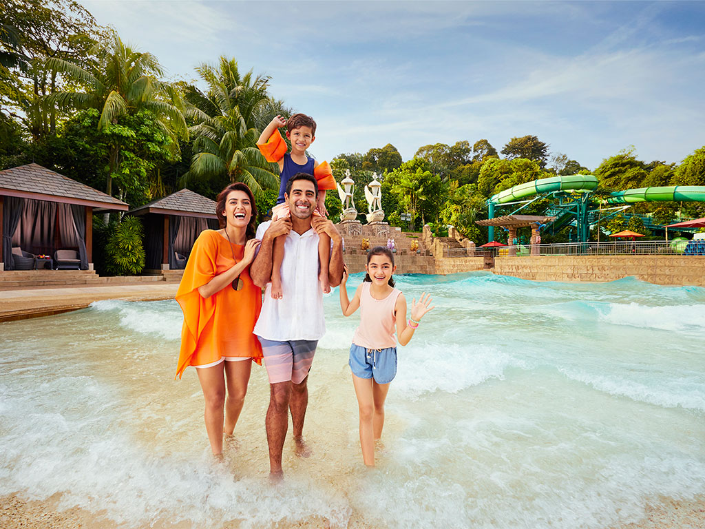 Sponsored | Resorts WorldTM Sentosa Singapore - The All-Round Holiday Destination