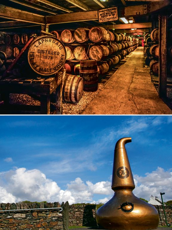 On Scotland's Whisky Trail 1